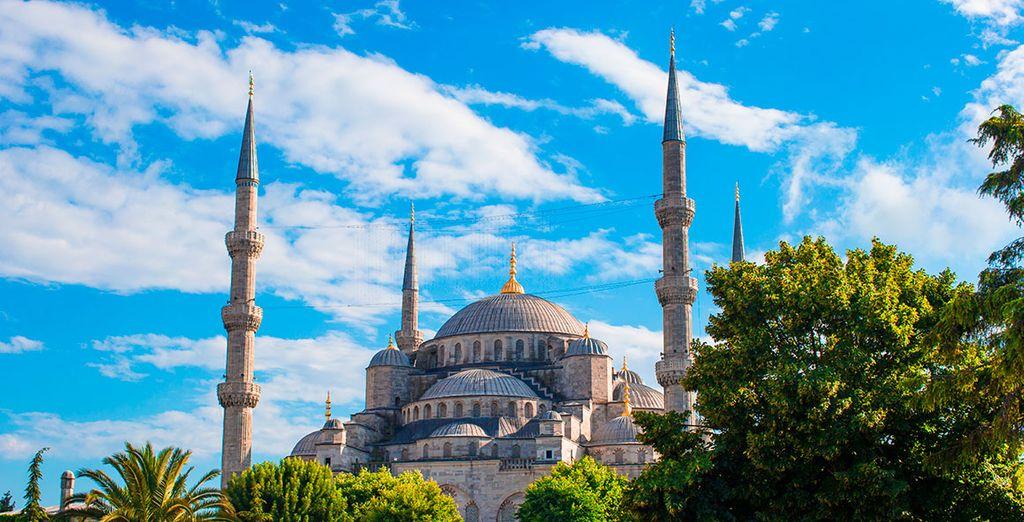 Visite la fascinante ciudad turca de Estambul - Great Fortune Hotel & Spa 4* Estambul