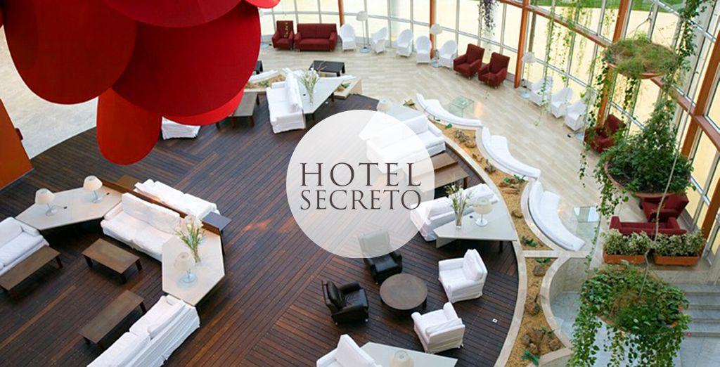Opiniones un hotel secreto de 4 voyage priv - Hoteles modernos espana ...