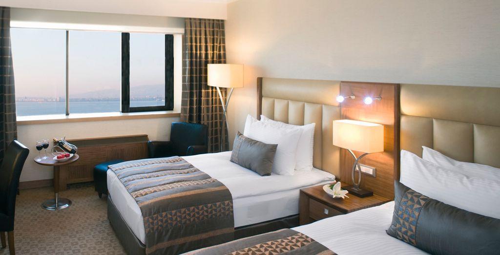 Hotel Moevenpick 5*, Esmirna