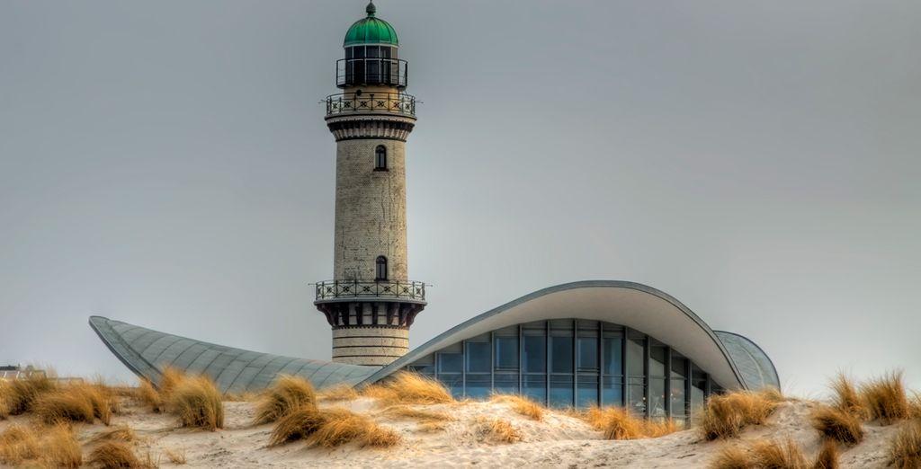 Realizará una excursión a la tradicional ciudad balnearia de Warnemünde