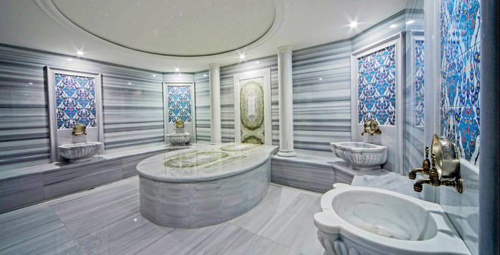 Descubre el placer de vivir el lujo - Hotel Dosso Dossi Old City 4* Estambul