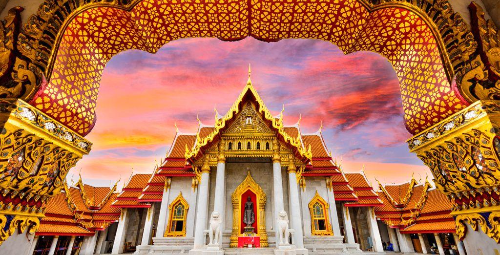 Un combinado 5* fascinante en Bangkok y Phuket