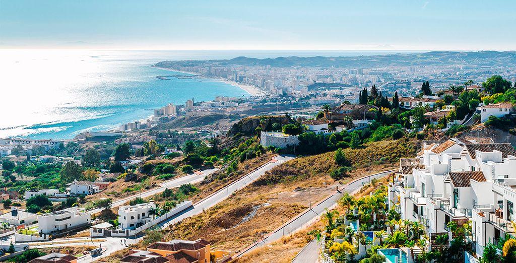 Bienvenido a Fuengirola, situado en un enclave mágico - Ilunion Fuengirola 4* Málaga