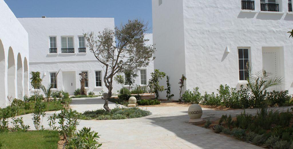 Les jardins de toumana 4 voyage priv jusqu 39 70 for Decoration jardin tunis