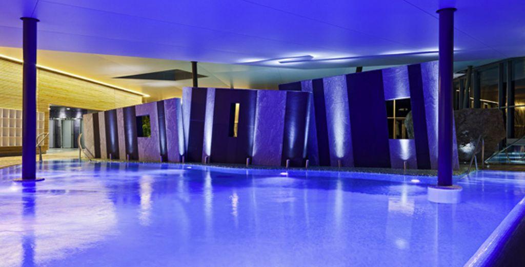 Resort barri re ribeauvill voyage priv jusqu 39 70 for Piscine spa ribeauville