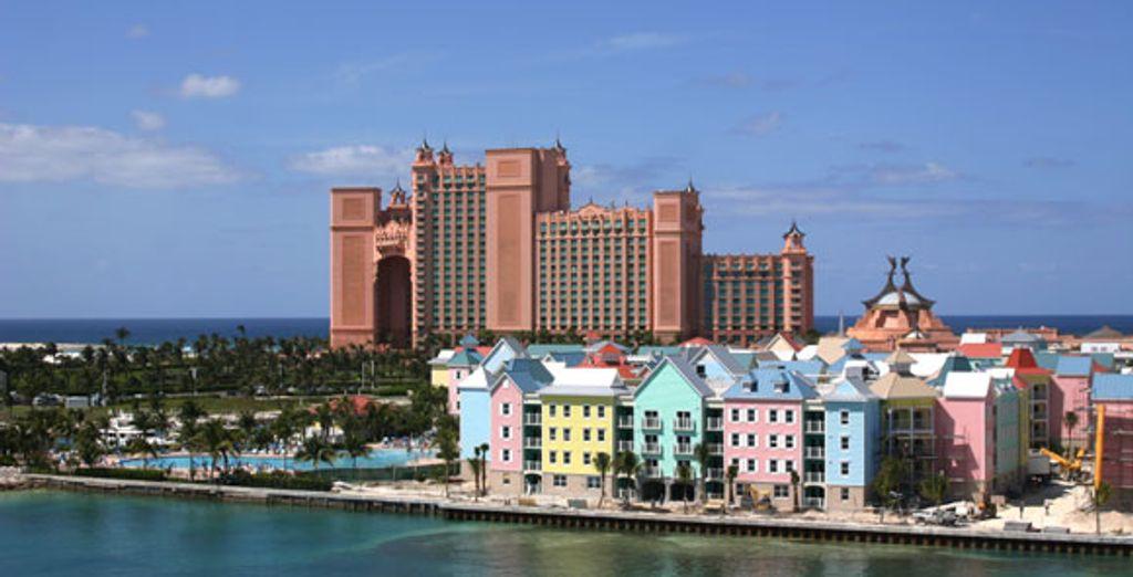 A vous les Bahamas !
