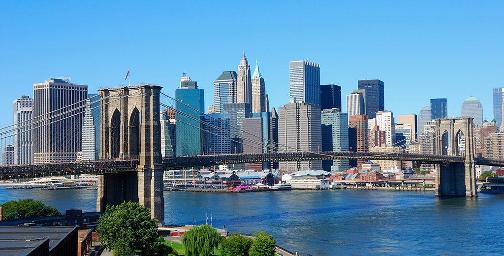 Vibrez au rythme de New York