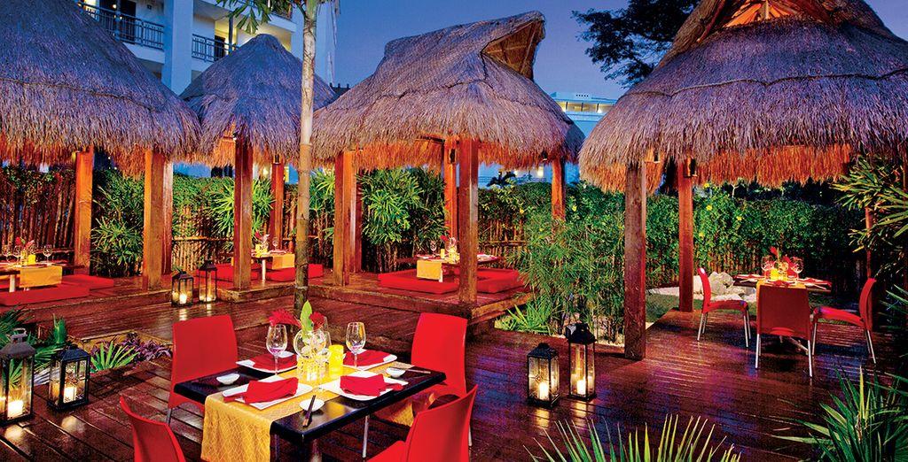 Voyage priv voyage mexique cancun dreams riviera for Sejour complet cancun