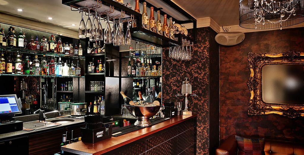 Sanctum soho hotel 5 voyage priv jusqu 39 70 for Cafe du jardin covent garden