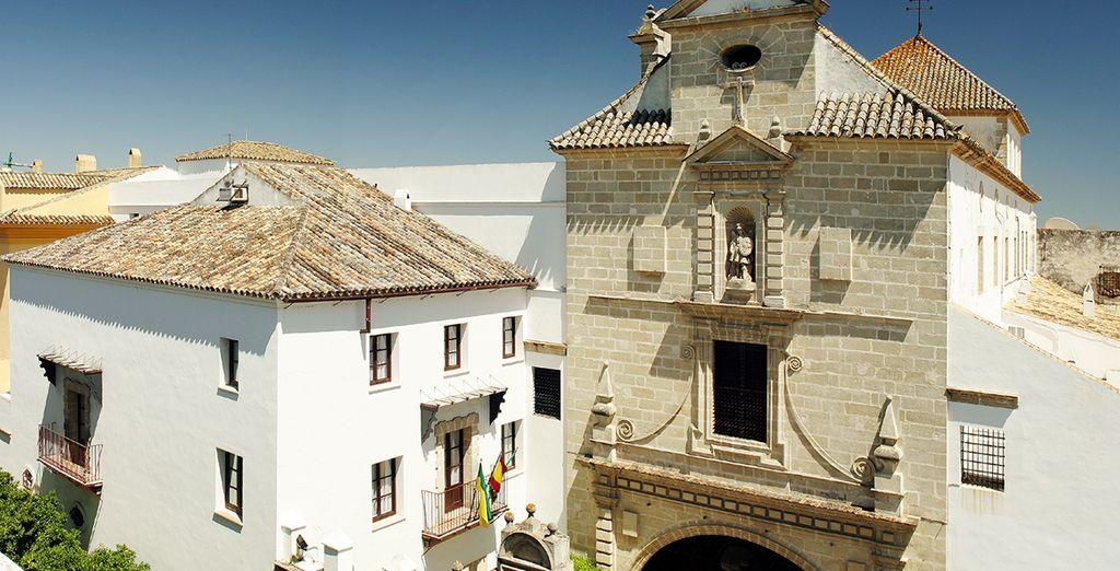 Monasterio de san miguel 4 voyage priv jusqu 39 70 - L architecture andalouse ...