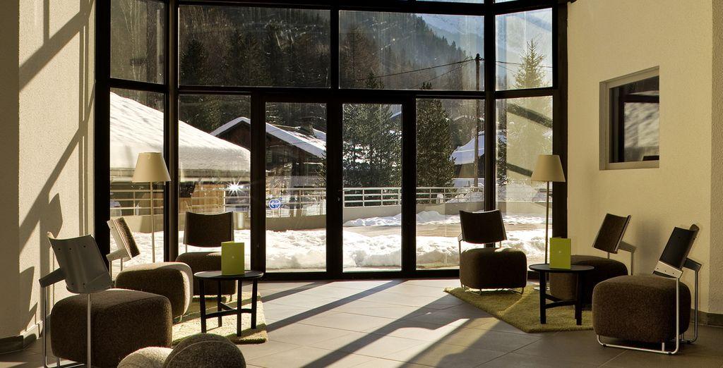 L'hôtel se veut un véritable cocon où se mêlent luxe, raffinement et bon goût...