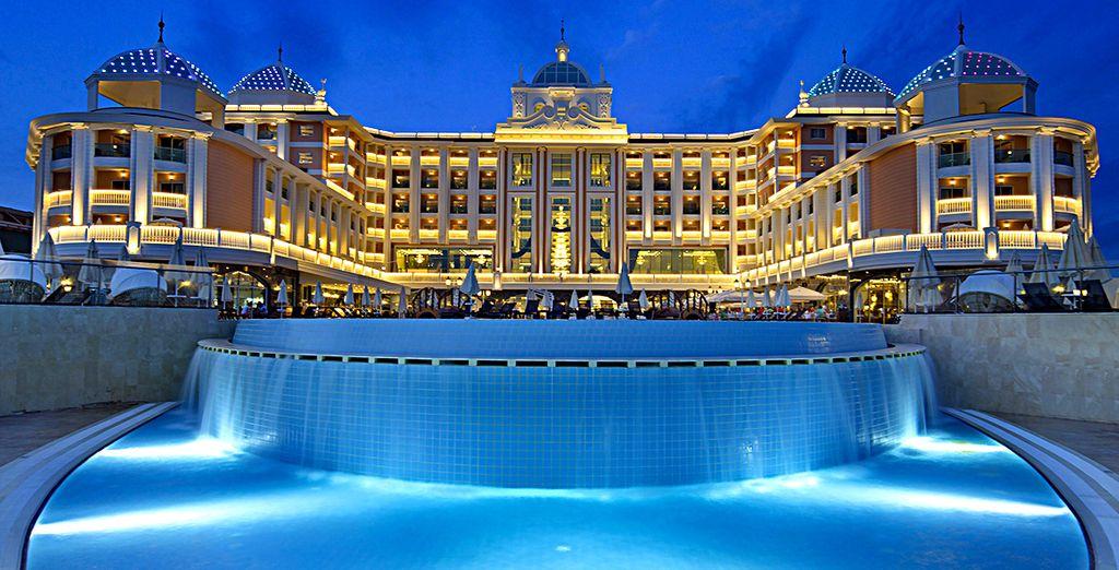 Avis h tel litore resort spa 5 voyage priv for Hotel pas cher ce soir
