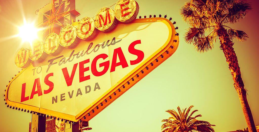Et à Las Vegas