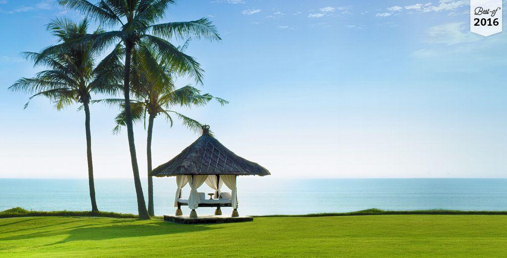 Mettez le temps entre parenthèses sur l'île des Dieux ! - Furama Villas 4* et Pan Pacific Nirwana 5* Ubud