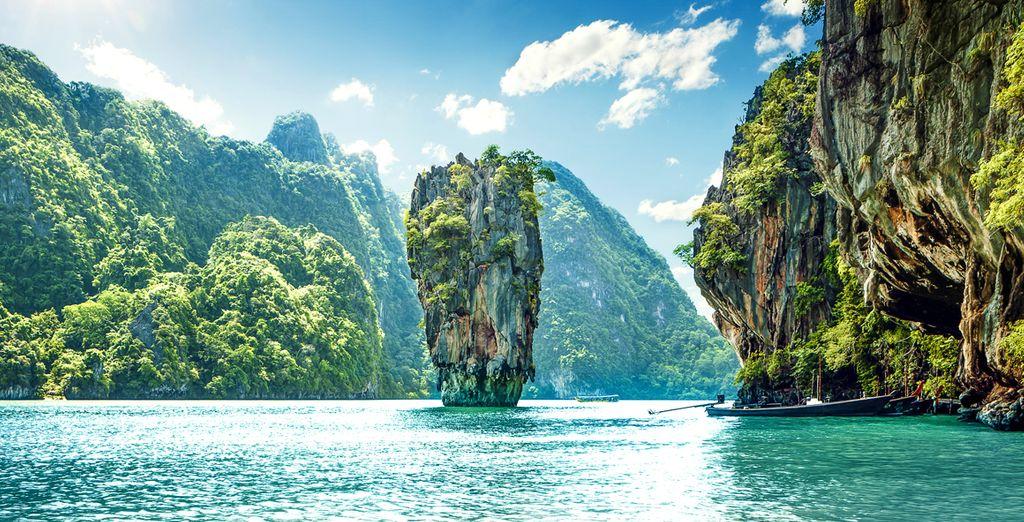 Un rêve éveillé... - Emeraudes du sud 4* Nai Yang Beach et Koh Yao Yai Village Phuket
