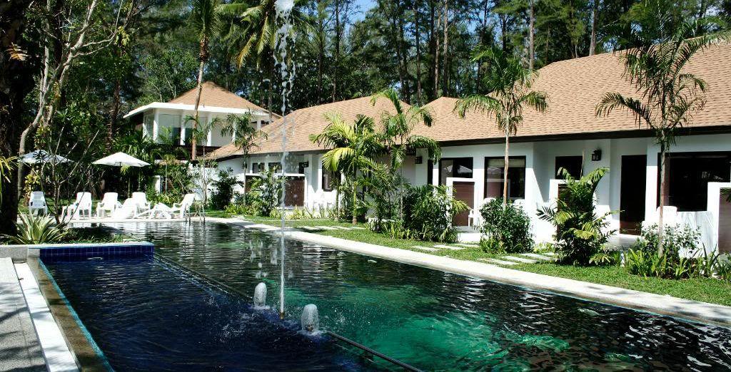 Au Nai Yang Beach Resort and Spa