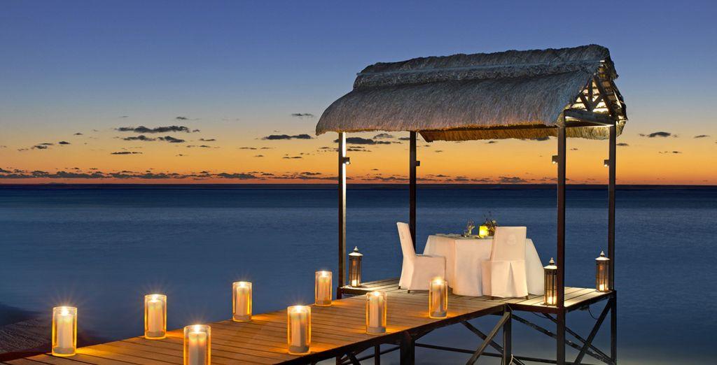 Offrez vous le paradis.... - Hôtel The St. Régis Mauritius Resort 5* Luxe et Stop Over à Dubai Le Morne