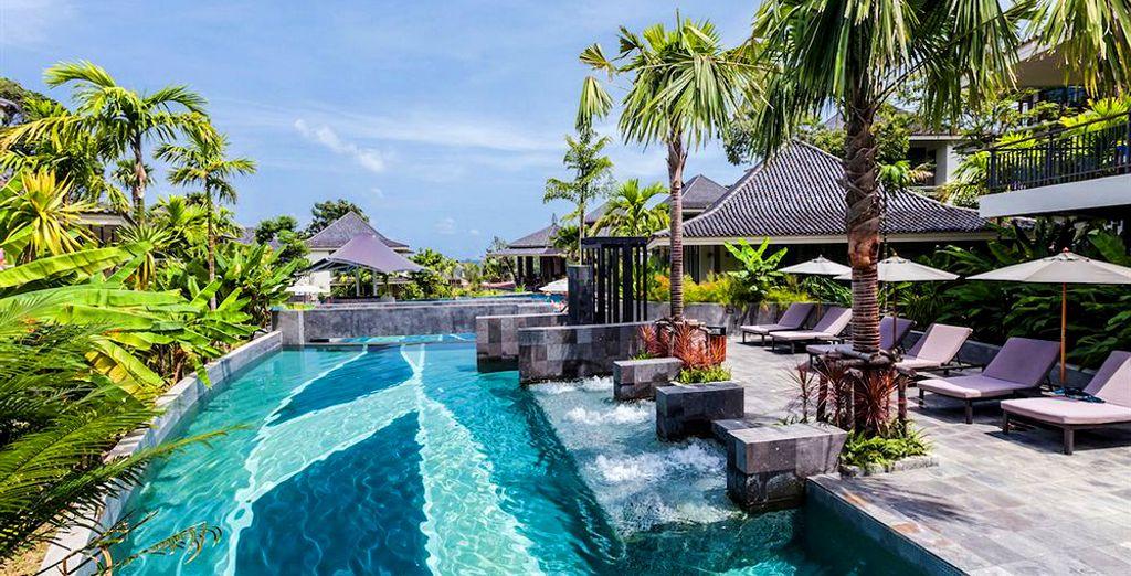 Bienvenue au Mandarava Resort & Spa 4* - Hôtel Mandarava Resort and Spa 4* Phuket