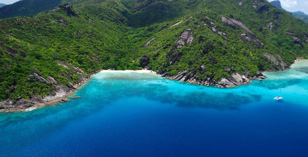 Les Seychelles regorgent de plages idylliques