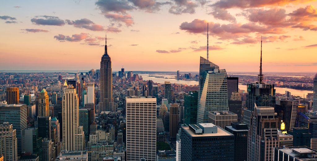 Et plongez dans l'atmosphère si typique de New-York