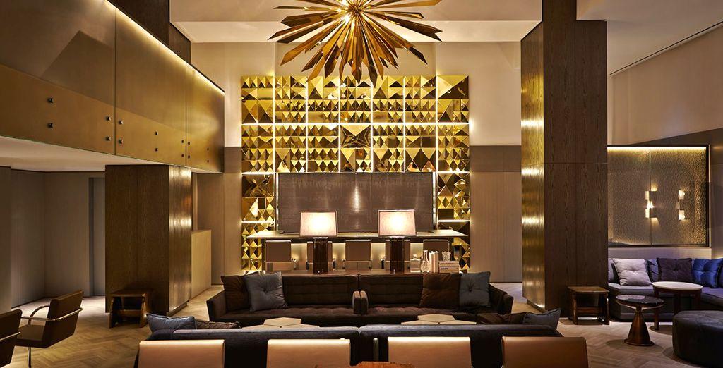 Bienvenue chez vous pour quelques nuits inoubliables... - Hôtel Morgans New York 4* New York