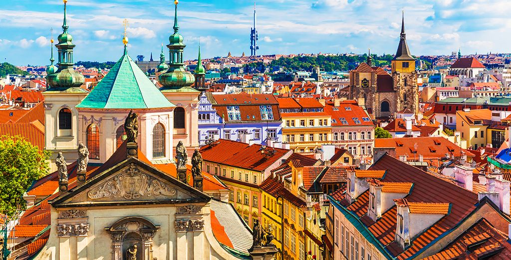 Offrez-vous une escapade féérique à souhait... - Golden Key Boutique-Hôtel 4* Prague
