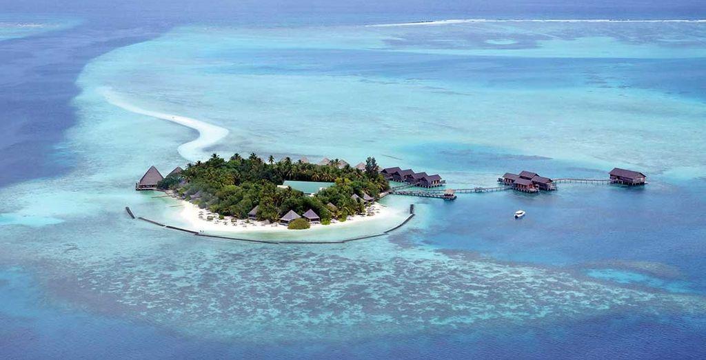 Les Maldives avec Voyage Prive