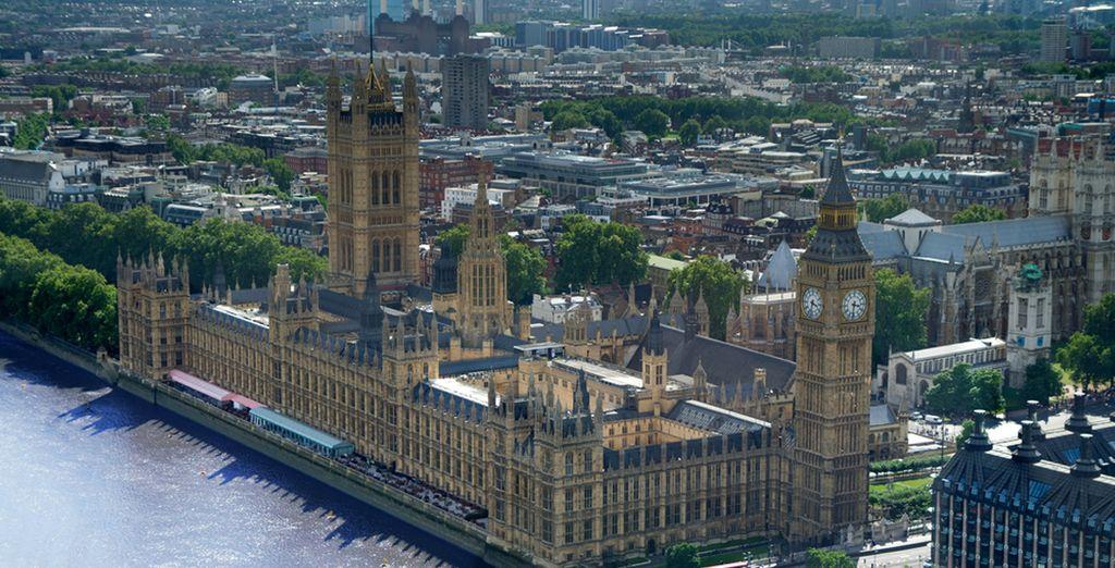 Londres avec Voyage Prive