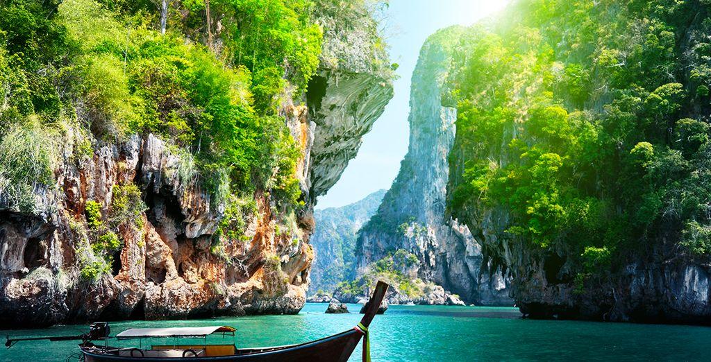 La Thaïlande avec Voyage Prive