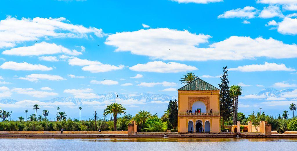 Le Maroc avec Voyage Prive