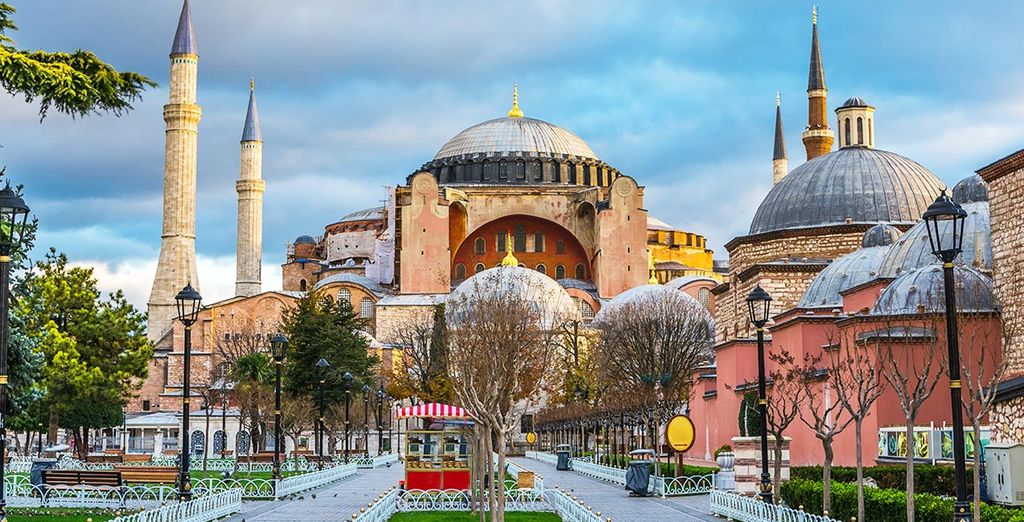 Istanbul voyage voyages cartes for Sejour complet istanbul