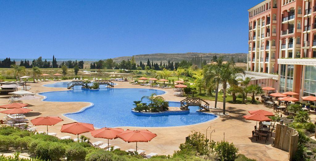 H tel bonalba alicante 4 voyage priv jusqu 39 70 for Hotel design espagne