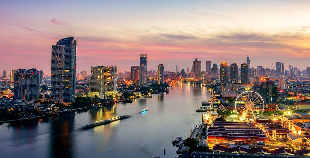 Et découvrez la vibrante Bangkok - Combiné Ramada Plaza Menam 5* et Metadee Resort 5* Phuket