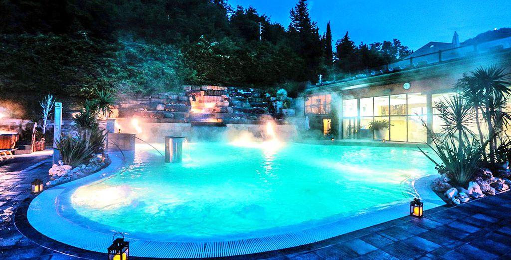 regalatevi una vacanza dove potrete concedervi trattamenti termali di alta qualit rseo euroterme wellness resort