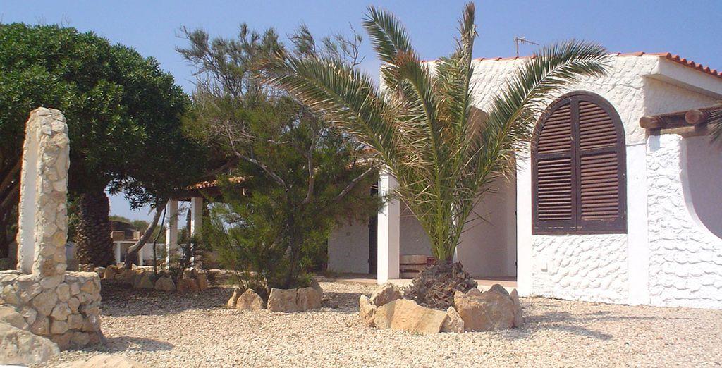 in un bellissimo residence - Residence il Faro e il Delfino Lampedusa