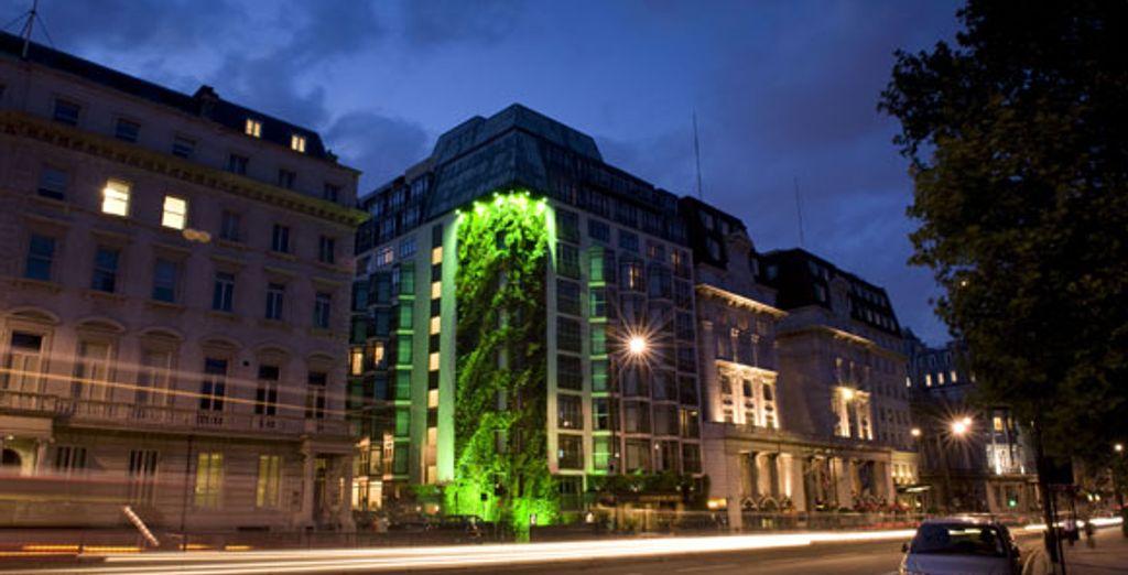 the athenaeum hotel london england voyage priv. Black Bedroom Furniture Sets. Home Design Ideas