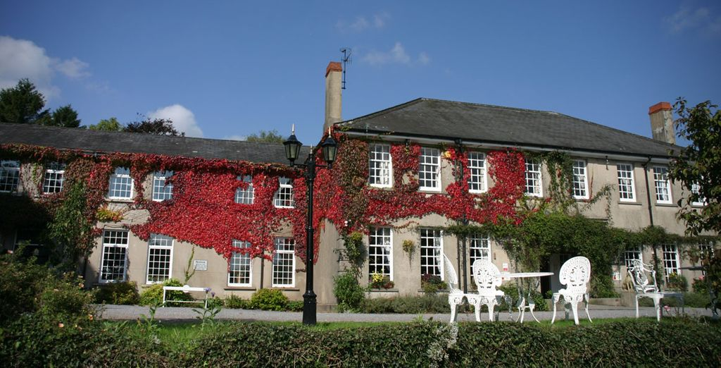 Ty Newydd Country Hotel Voyage Priv 233 Up To 70