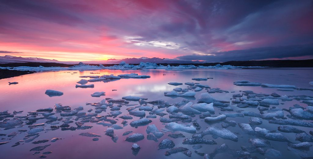 Glorious Glaciers