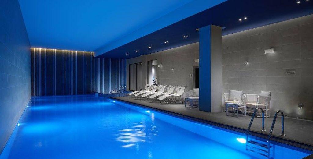 Hilton london bankside 5 voyage priv up to 70 - Hilton swimming pool ...