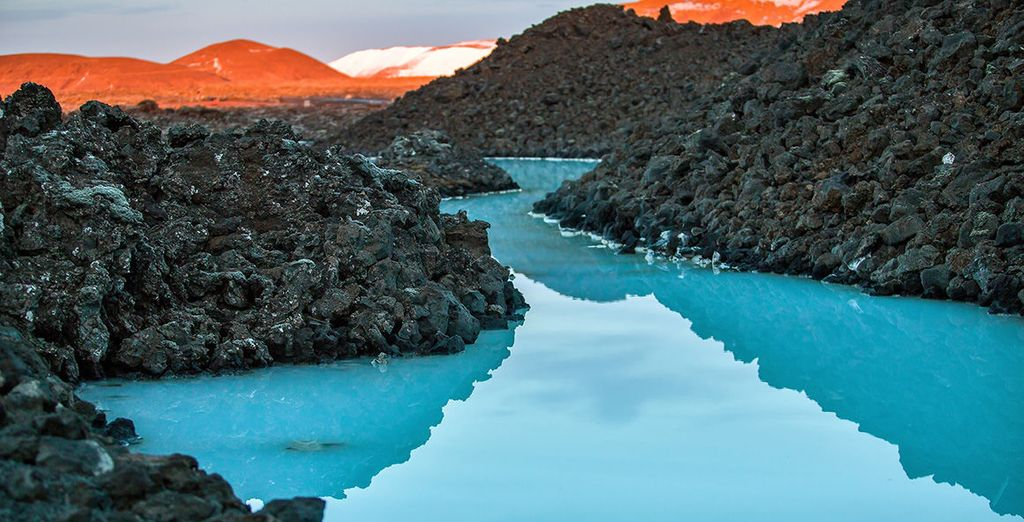 The power of Icelandic nature turns the prosaic into the extraordinary