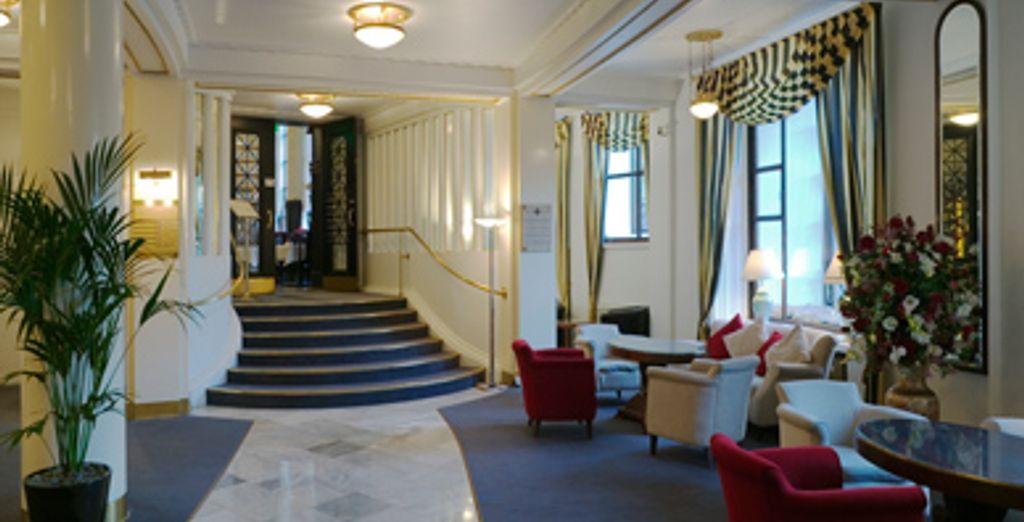 Seurahuone Hotel Helsinki Finland Voyage Priv