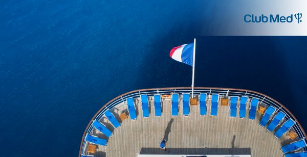 Mini-croisière Club Med 2 Nice, Ile Rousse, Elbe et Nice