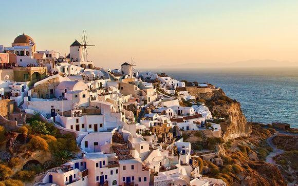 Grecia Oia  Fileria Suites desde 100,00 €