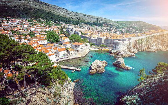 Croacia Dubrovnik  Croacia e Islas del Adriático desde 1.195,00 €