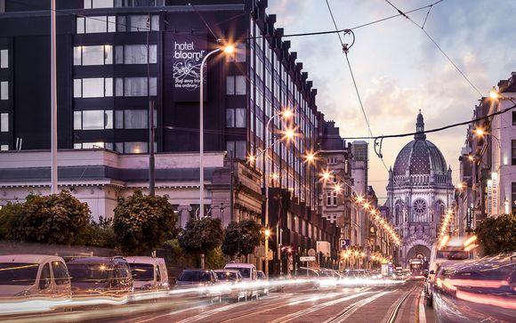 Bélgica Bruselas Hotel BLOOM! 4* desde 87,00 €