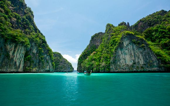 Bangkok, Camboya Esencial y playa