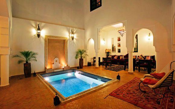 Marruecos Marrakech - Riad Baba Ali desde 79,00 ?