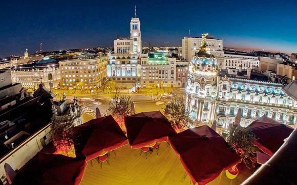 Madrid: The Principal Madrid 5*