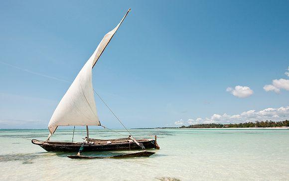 Kenia Diani Beach  Neptune Village Beach Resort Spa 4* desde 1.279,00 €