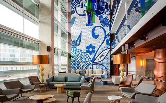 Países Bajos Ámsterdam  Room Mate Aitana 4* desde 438,00 €